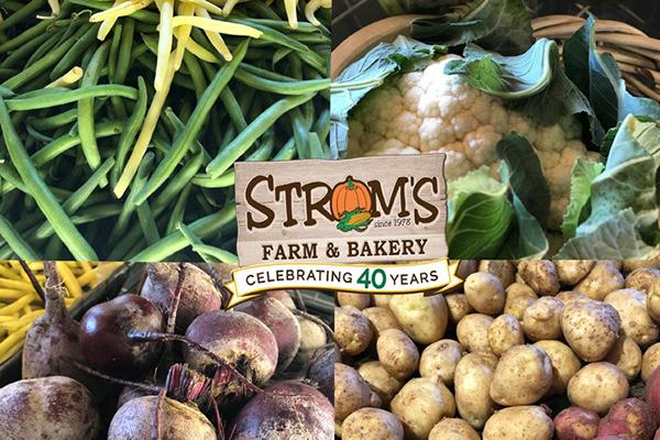Strom's Fresh Produce