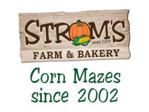 Strom's Corn Maze Since 2002